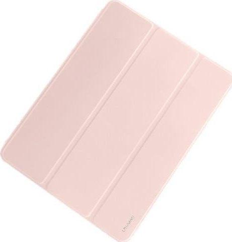 "Etui do tabletu Usams USAMS Etui Winto iPad Pro 12.9"" 2020 różowy/pink IPO12YT02 (US-BH589) Smart Cover 1"