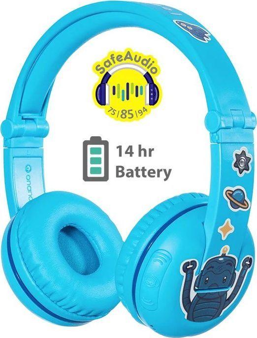 Słuchawki BuddyPhones Play Glacier (BT-BP-PLAY-GLACIER) 1