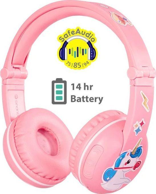 Słuchawki BuddyPhones Play Sakura (BT-BP-PLAY-SAKURA) 1