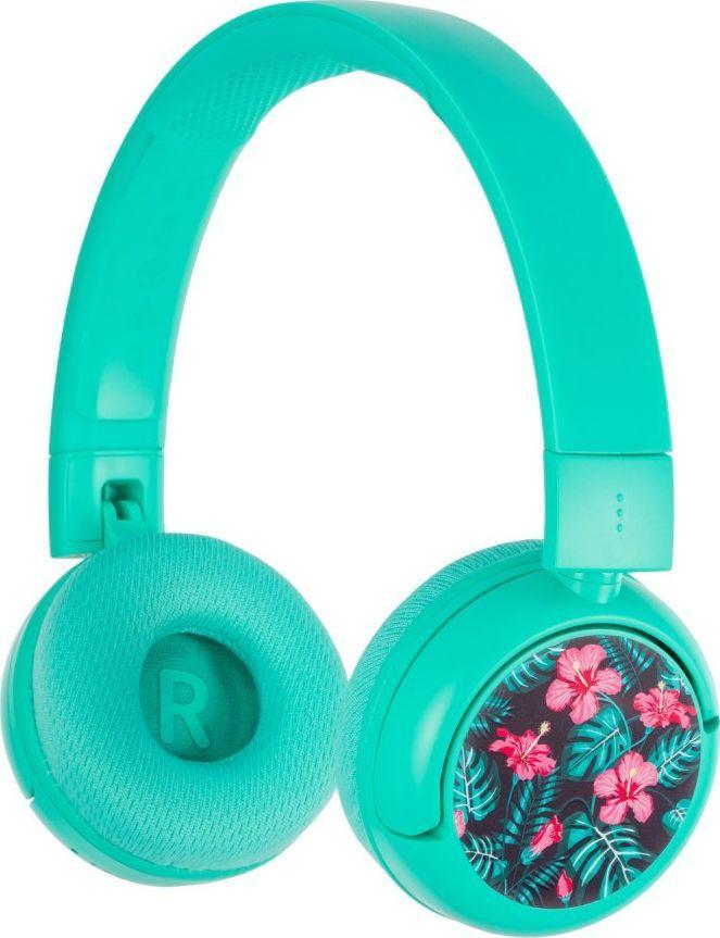 Słuchawki BuddyPhones POP (BT-BP-POP-TURQ) 1