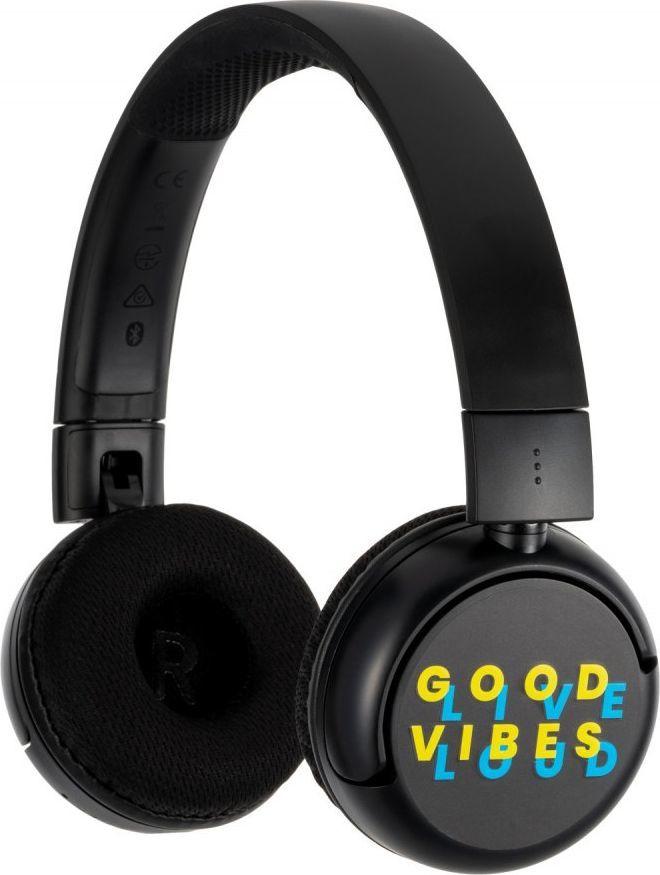 Słuchawki BuddyPhones POP (BT-BP-POP-BLACK) 1