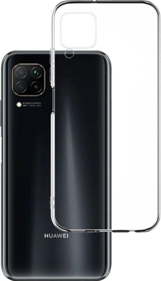 3MK 3MK All-Safe AC Huawei P40 Lite AS Armor Case Clear 1