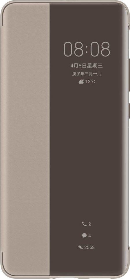 Huawei Smart View Flip Cover P40 Pro Khaki 51993783 1