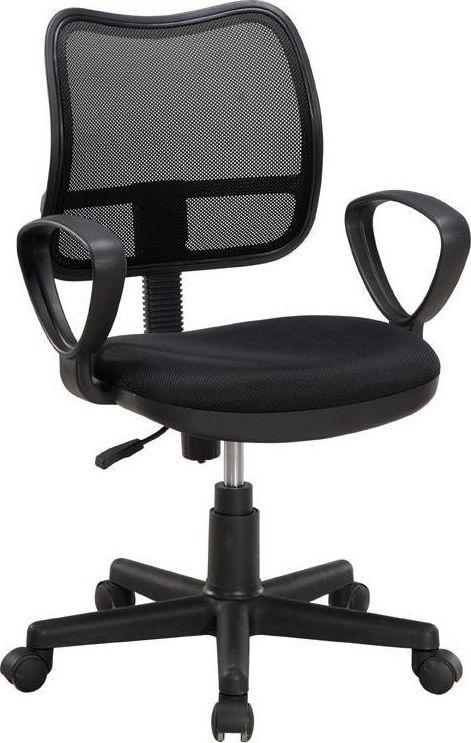 Krzesło biurowe Techly ICA-CT T046BK Czarny 1