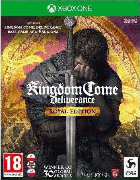Gra Xone Kingdom Come Deliverance Royal Edition-4020628717902 Xbox One 1