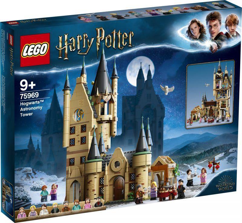 LEGO Harry Potter Wieża Astronomiczna w Hogwarcie (75969) 1