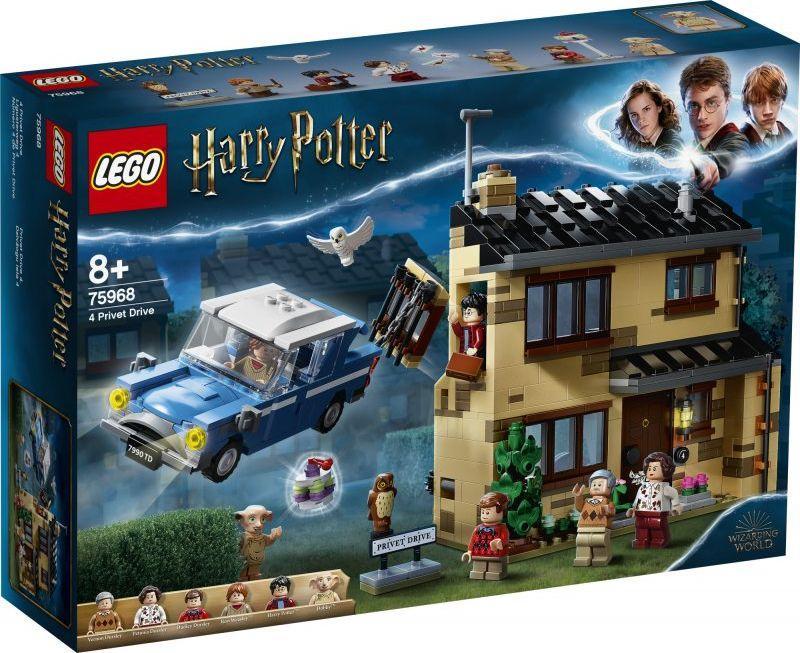 LEGO Harry Potter Privet Drive 4 (75968) 1