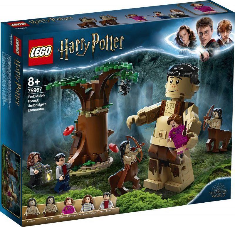 LEGO Harry Potter Zakazany Las: spotkanie Umbridge (75967) 1