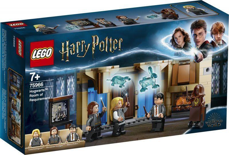 LEGO Harry Potter Pokój Życzeń w Hogwarcie (75966) 1