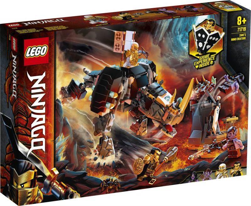 LEGO Ninjago Rogaty stwór Zanea (71719) 1