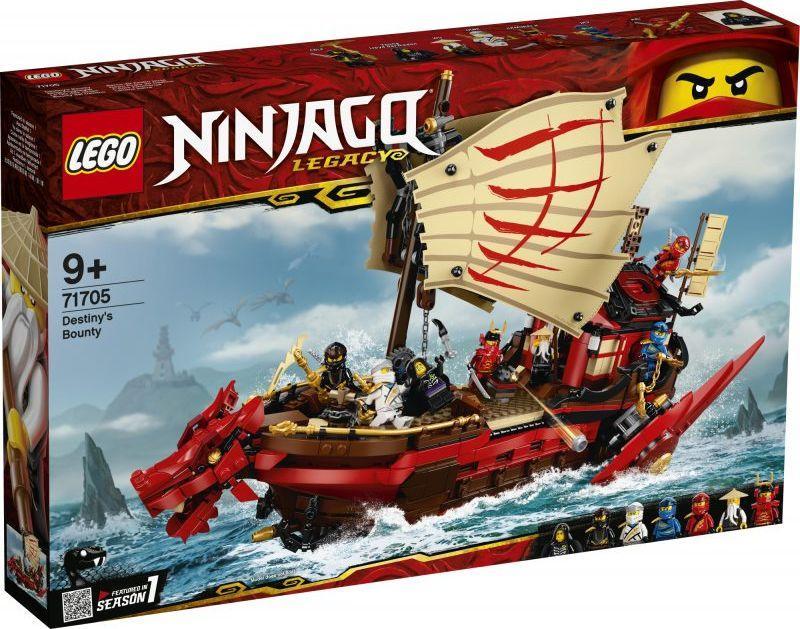 LEGO Ninjago Perła Przeznaczenia (71705) 1