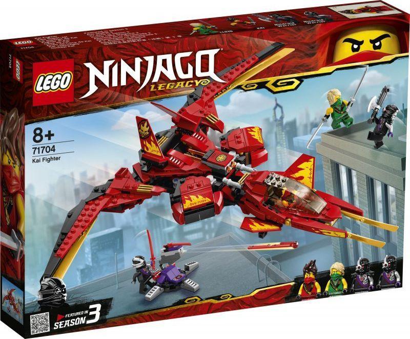 LEGO Ninjago Pojazd bojowy Kaia (71704) 1