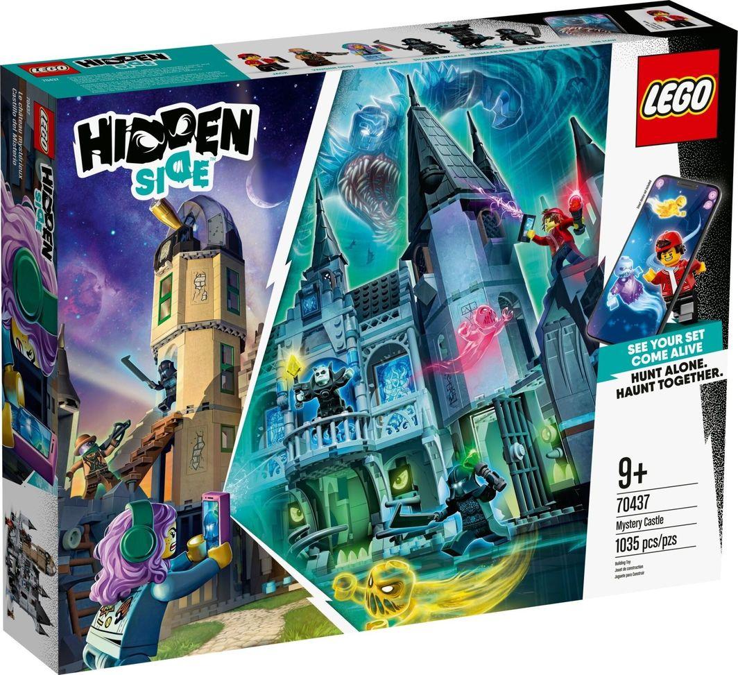 LEGO Hidden Side Tajemniczy zamek (70437) 1