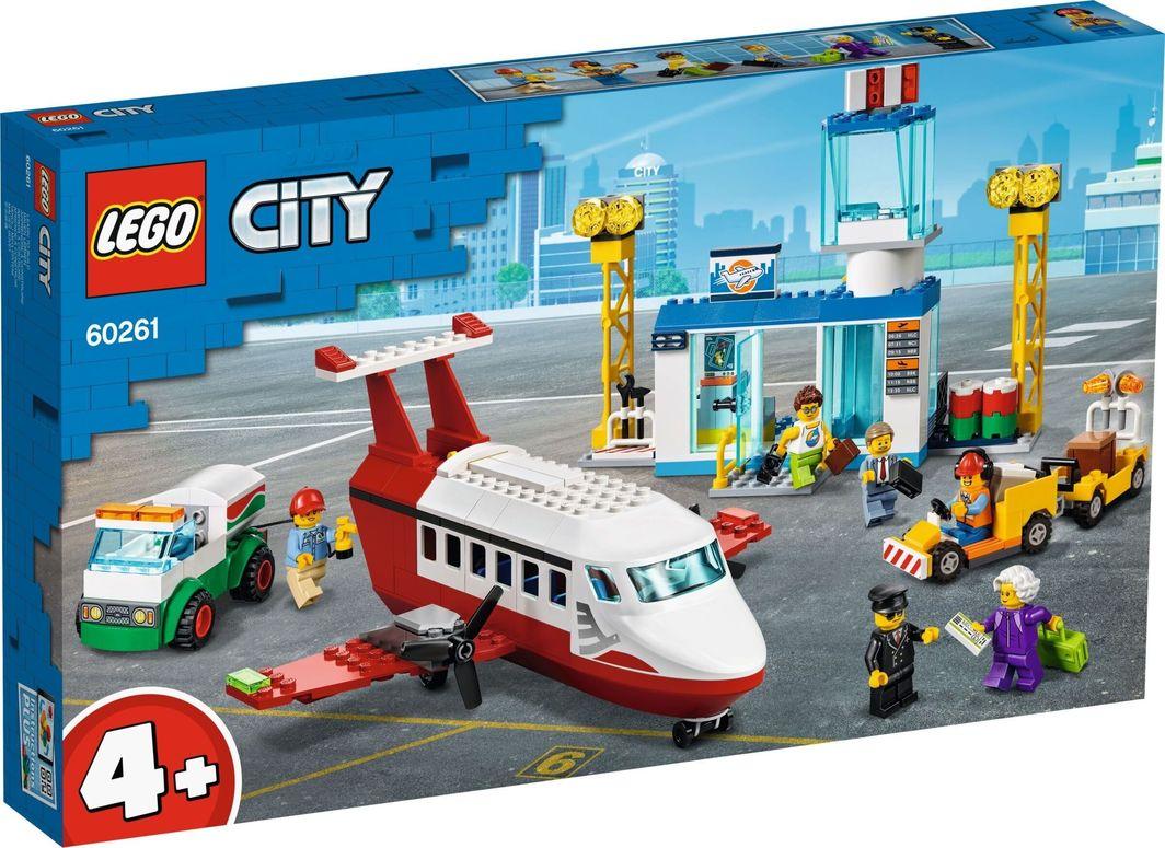LEGO City Centralny port lotniczy (60261) 1