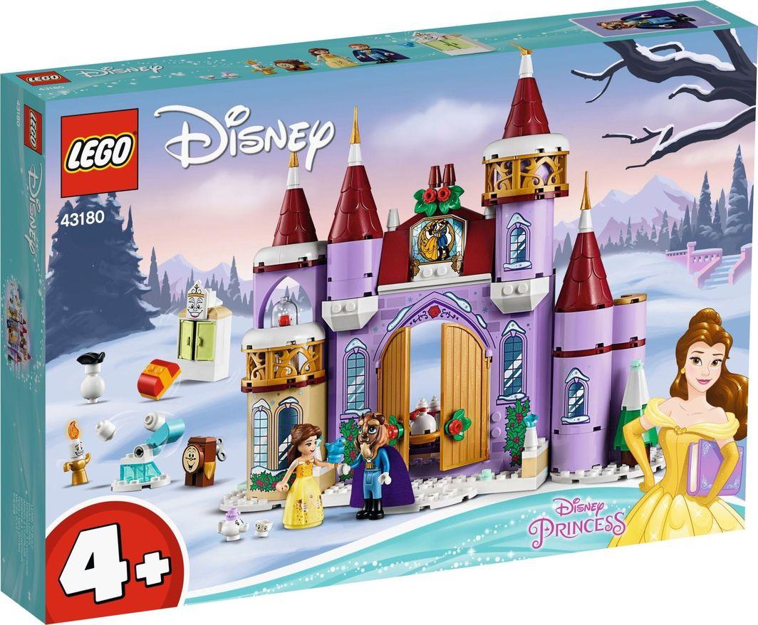 LEGO Disney Princess Zimowe święto w zamku Belli (43180) 1