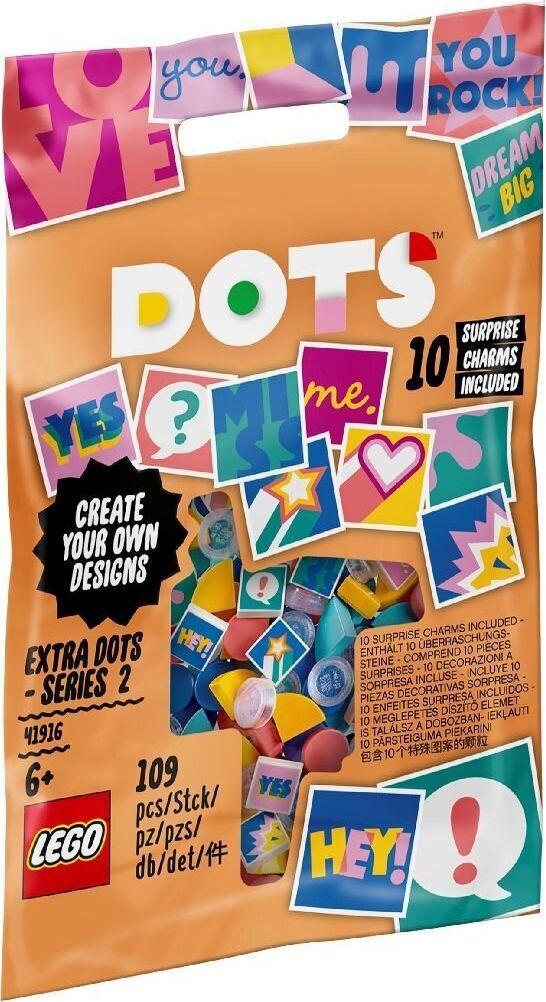 LEGO Dots Dodatki seria 2 (41916) 1
