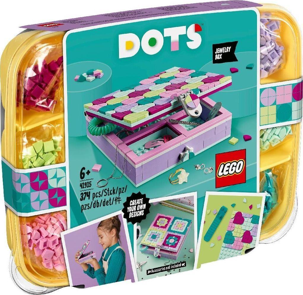 LEGO Dots Szkatułka na biżuterię (41915) 1