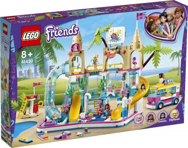 LEGO Friends Letnia zabawa w parku wodnym (41430) 1