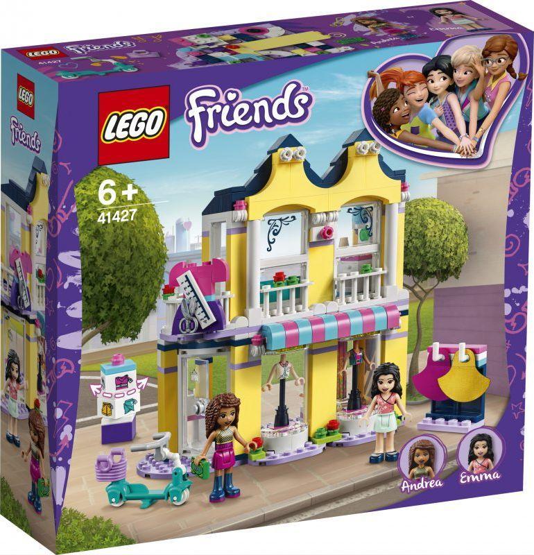 LEGO Friends Butik Emmy (41427) 1