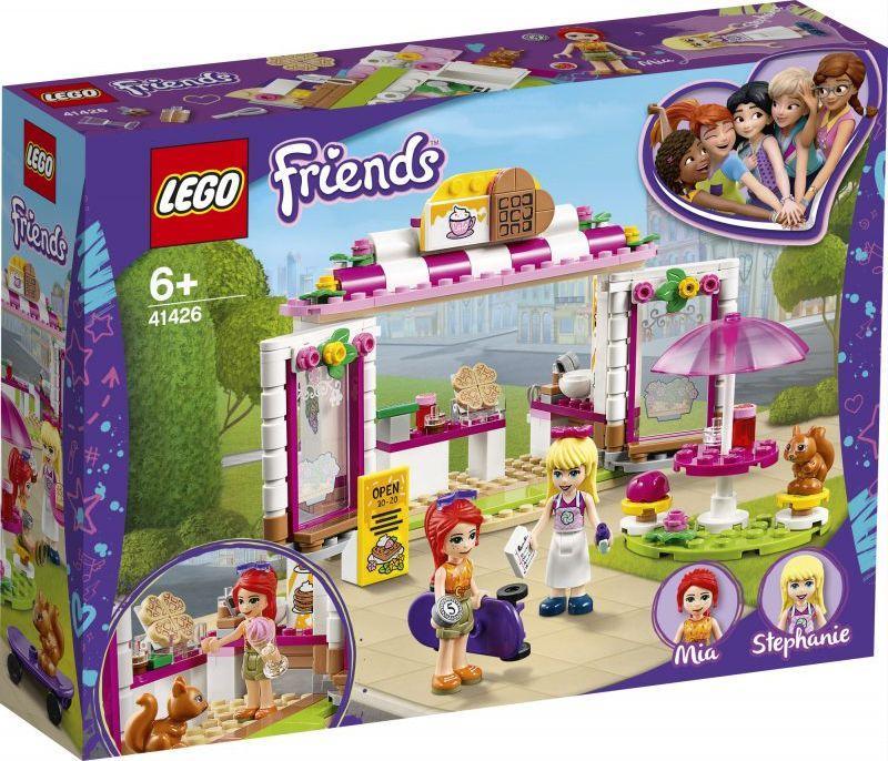 LEGO Friends Parkowa kawiarnia w Heartlake City (41426) 1