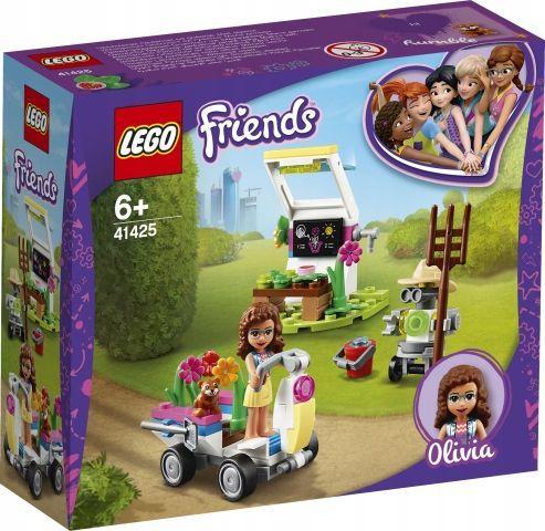 LEGO Friends Kwiatowy ogród Olivii (41425) 1
