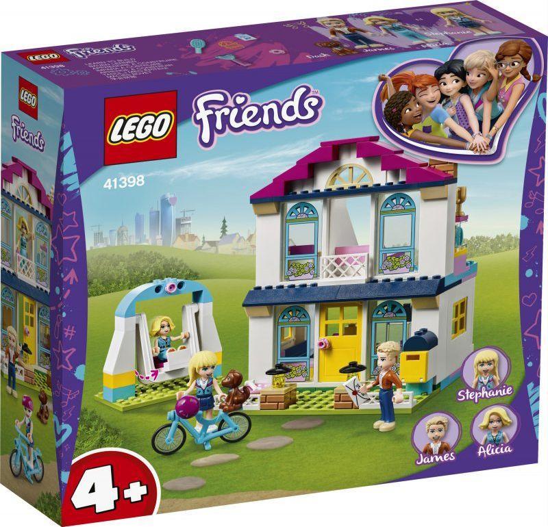 LEGO Friends Dom Stephanie (41398) 1