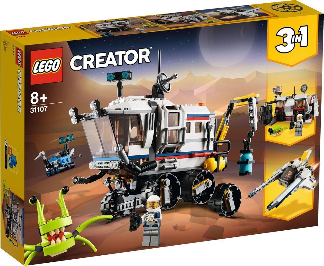 LEGO Creator Łazik kosmiczny (31107) 1