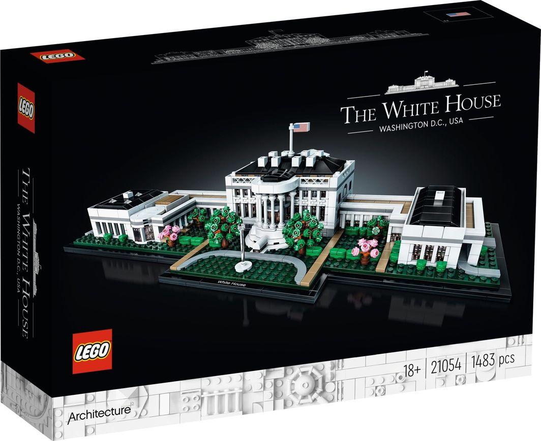 LEGO Architecture Biały Dom (21054) 1