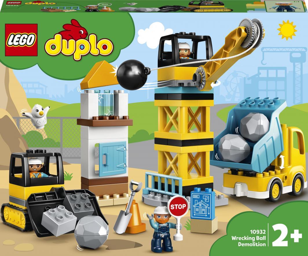 LEGO Duplo Rozbiórka kulą wyburzeniową (10932) 1