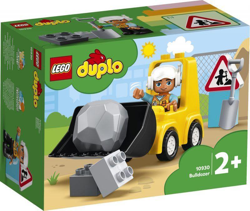 LEGO Duplo Buldożer (10930) 1