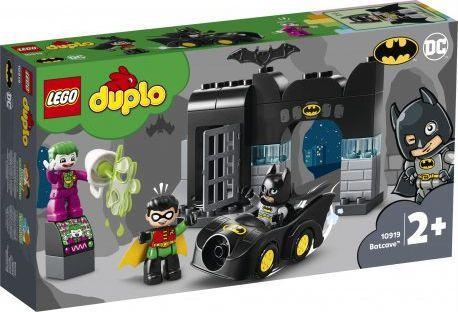LEGO Duplo Batman Jaskinia Batmana (10919) 1