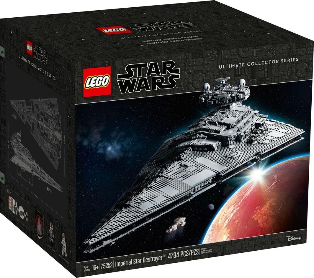 LEGO Star Wars Gwiezdny Niszczyciel Imperium (75252) 1