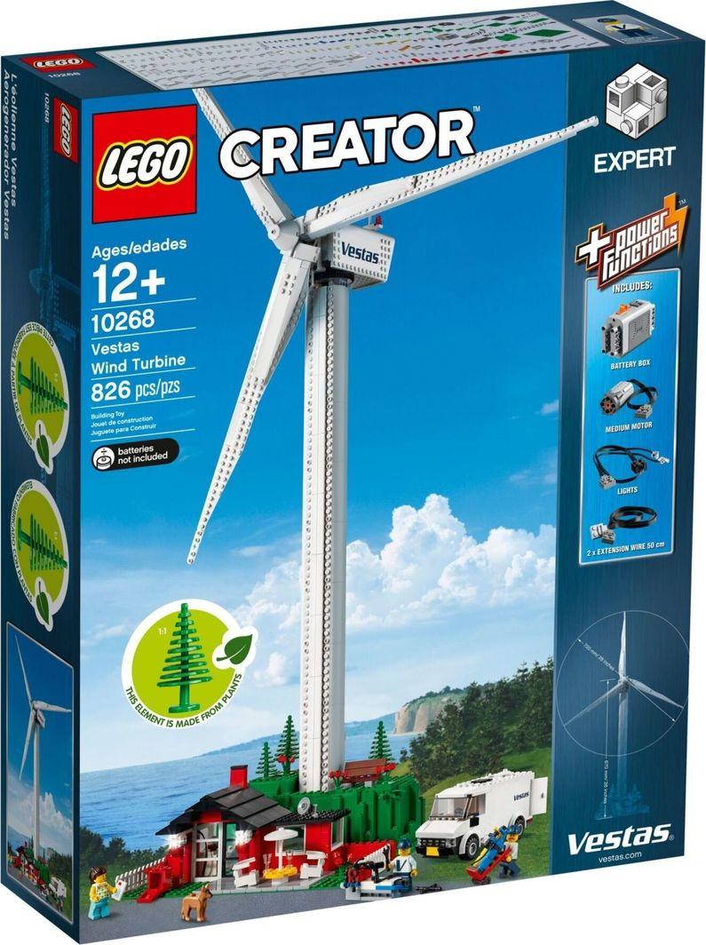 LEGO Creator Expert Turbina wiatrowa Vestas (10268) 1