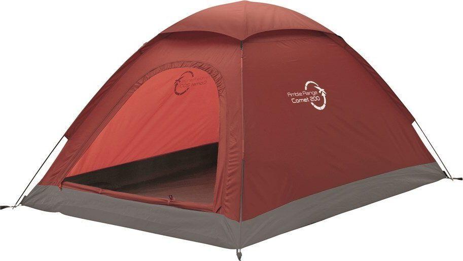 Namiot turystyczny Easy Camp Comet 200 czerwony 1