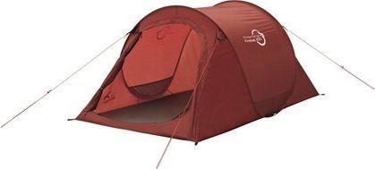 Namiot turystyczny Easy Camp Fireball 200 czerwony 1