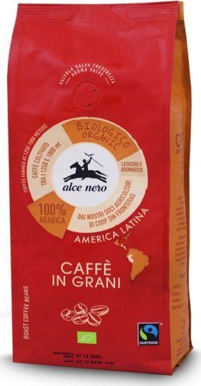Kawa ziarnista Alce Nero Fair Trade Bio 500g 1