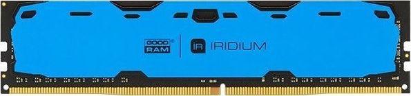 Pamięć GoodRam IRIDIUM, DDR4, 16 GB, 2400MHz, CL17 (IR-B2400D464L17/16G) 1