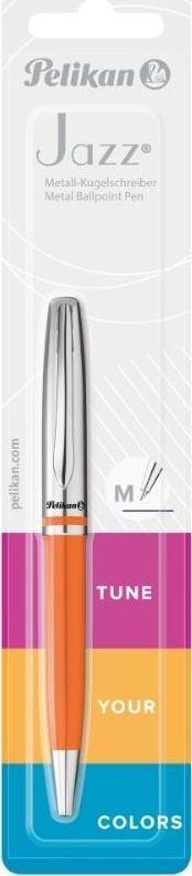 Pelikan Długopis Jazz Classic Pomarańczowy 1