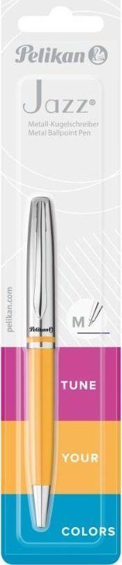 Pelikan Długopis Jazz Classic Musztardowy 1