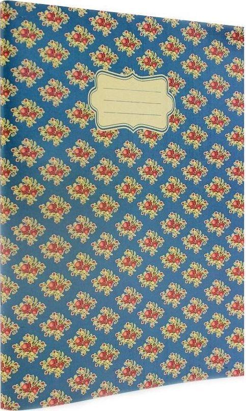 Make Notes Vintage B Zeszyt A5/40K linia niebieski 1