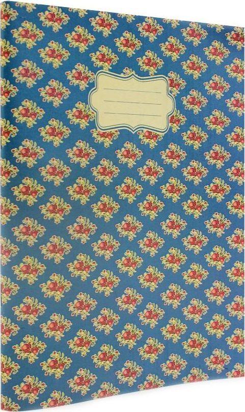 Make Notes Vintage B Zeszyt A4 40 stron linia niebieski 1