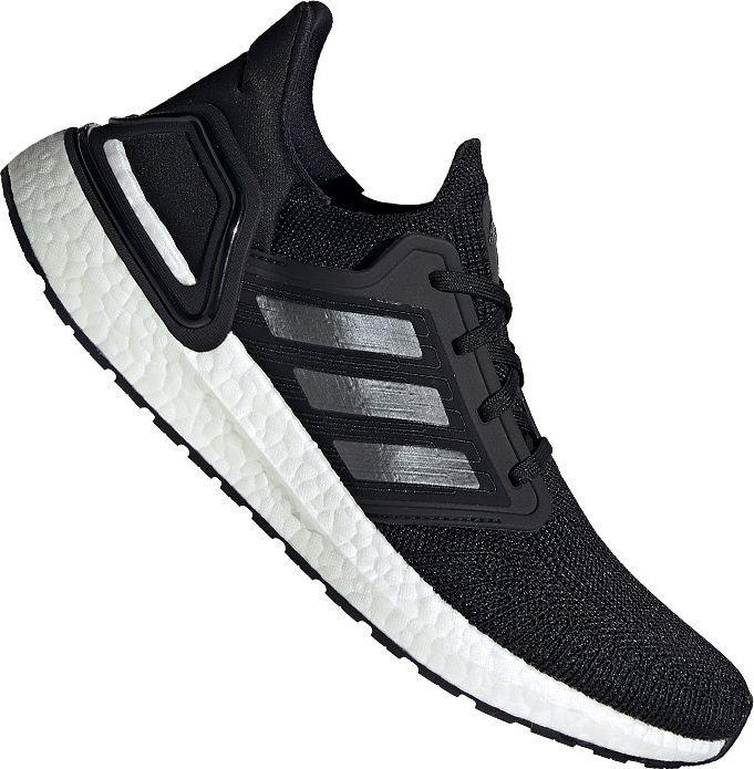 Adidas Buty męskie UltraBoost 20 czarne r. 43 13 (EF1043) ID produktu: 6762855