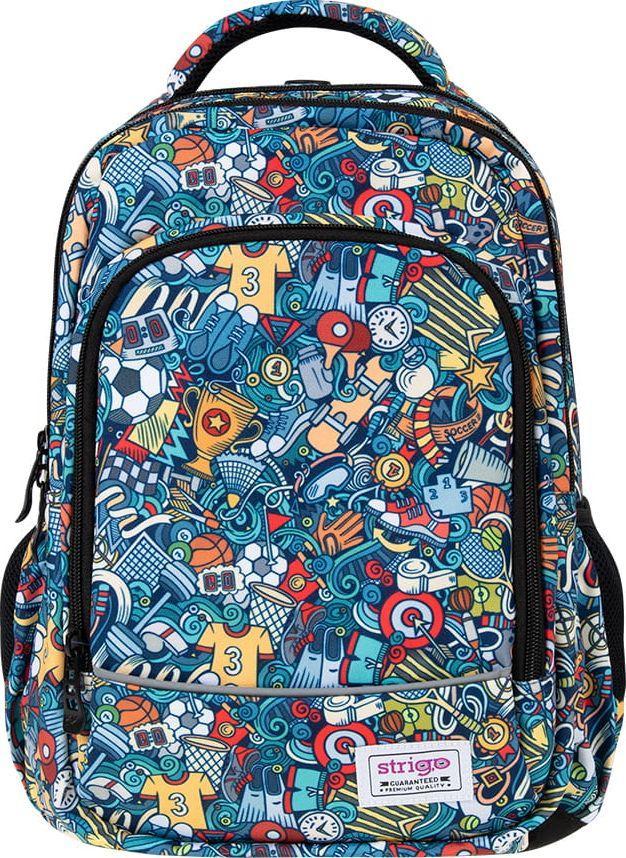 Strigo Plecak typu Misty+ z kolekcji Comic nr 20019st 1