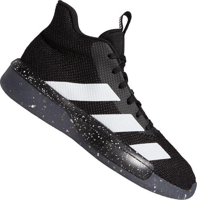 Adidas Buty męskie Pro Next 2019 czarne r. 48 23 (EF9845) ID produktu: 6763389
