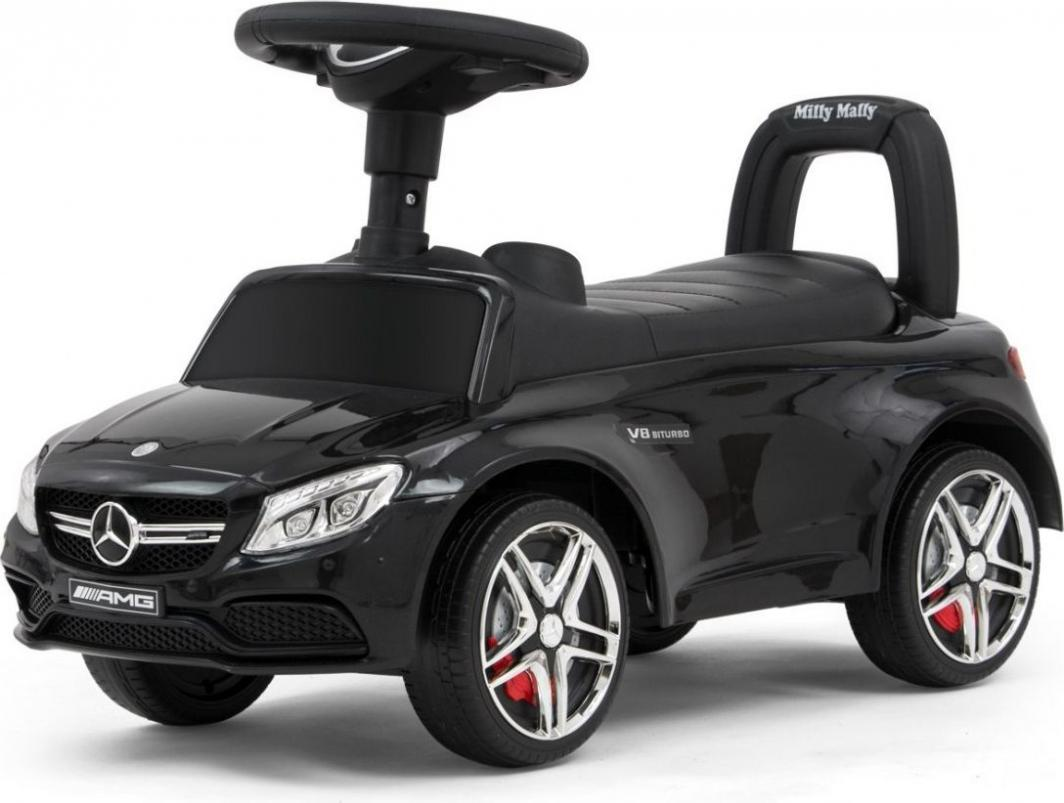 Milly Mally Pojazd Mercedes-Amg C63 Coupe Black S 1