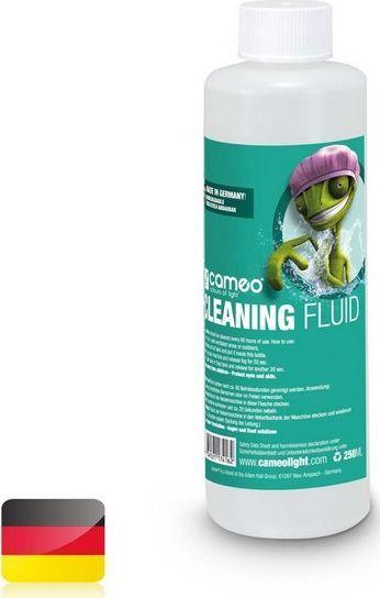 Cameo Cameo CLEANING FLUID   Płyn do czyszczenia wytwornic mgły, 250 ml 1