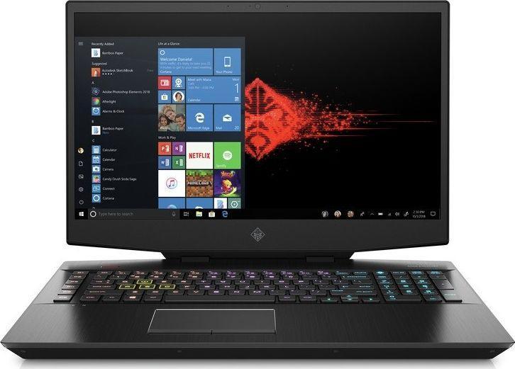 Laptop HP Omen 17-cb0008nw (7MX65EA) 1