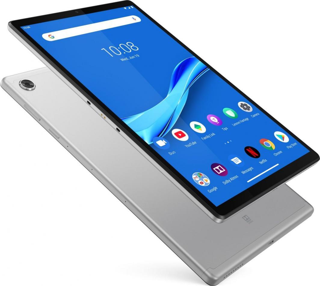 "Tablet Lenovo Tab M10 Plus 10.3"" 128 GB Srebrny  (ZA5T0207PL) 1"