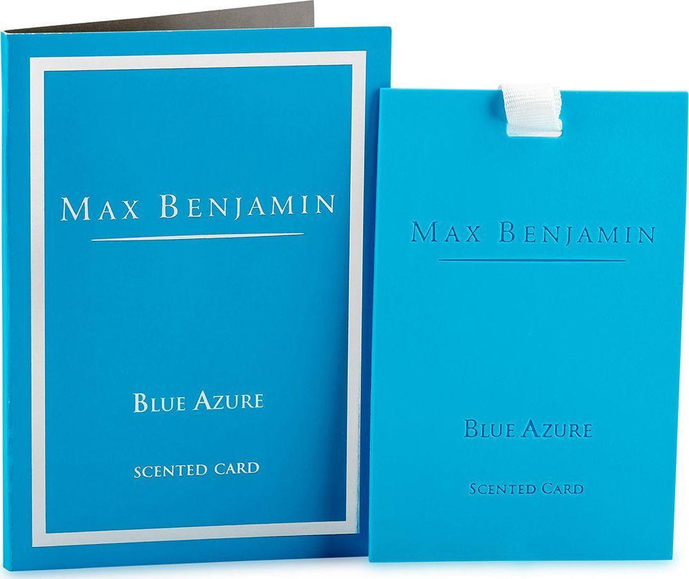 Max Benjamin Aromatinė kortelė Blue Azure 1
