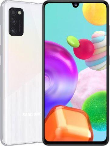 Smartfon Samsung Galaxy A41 64 GB Dual SIM Biały (SM-A415FZW) 1